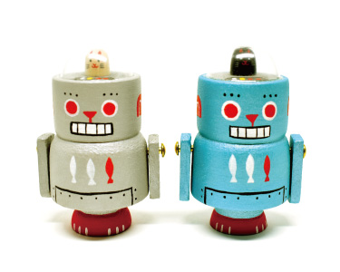 ネコロボット1