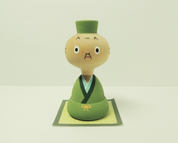 煎利休さん人形